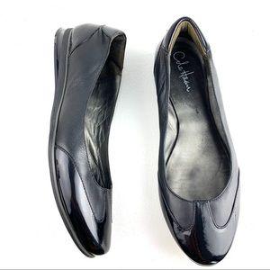 Cole Haan Nike Air Black Flats size 10B